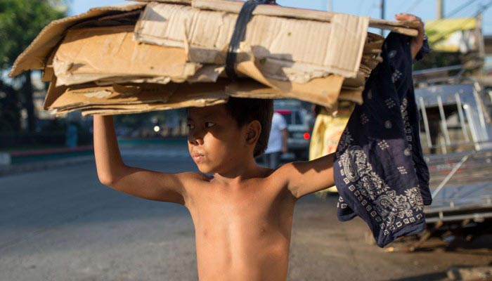 Duterte's War on Drugs Creating Generation of Orphans by Joe Henley
