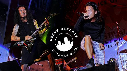 Myanmar's Metal Scene Stands Strong in the Midst of Political Upheaval
